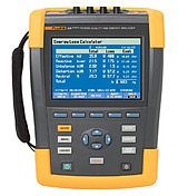 Fluke 435 II Basic Анализатор качества электроэнергии без датчиков тока