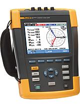 Fluke 434 II Basic Анализатор качества электроэнергии без датчиков тока