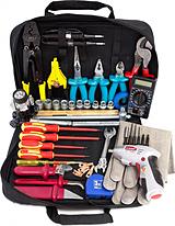 НЭУ-М2® Набор инструментов электрика универсальный до 1000 В (40 предметов)