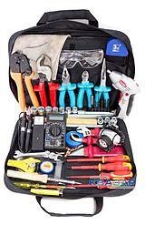 НЭУ-М2-1® Набор инструментов электрика универсальный до 1000 В (45 предметов)