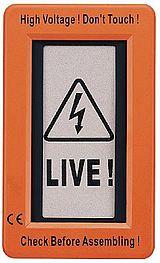 285 HD Индикатор опасного высоковольтного напряжения