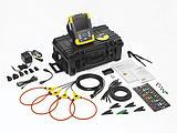 Fluke 437 II Регистратор - анализатор показателей качества электроэнергии с токовыми датчиками